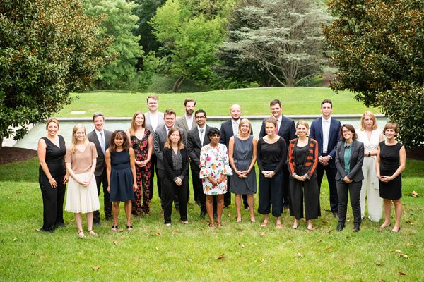 Arthur F. Burns Fellows 2019