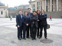 The Latin American Fellowship for Journalist, 2007