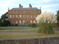 Davenport House, Shropshire. Venue of the opening weekend of the annual IJP British-German Conference.