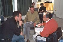 The Latin American Fellowship for Journalists, 2003