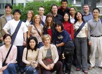 Participants of the Asia-Pacific Programme 2005