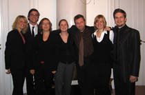 The Participants of the German-Northern European Programme 2008