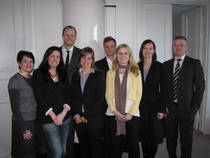 The Participants of the German-Northern European Programme 2010