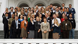 The 3rd IJP Alumni Conference took place at Villa Hammerschmidt in Bonn.