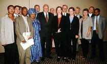 Participants of the South African-German Programme 1999