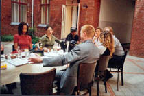 Participants of the South African-German Programme 2002