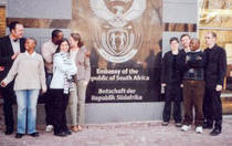 Participants of the South African-German Programme 2004