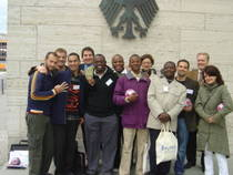 Participants of the Southern African-German Programme 2006