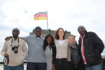 Participants of the Southern African-German Programme 2014