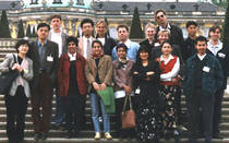 Participants of the Asia-Pacific Programme 1996