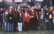 Participants of the Asia-Pacific Programme 1997