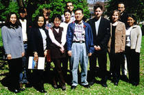 Participants of the Asia-Pacific Programme 1999