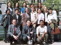 Participants of the Asia-Pacific Programme 2001