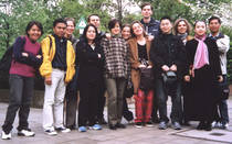 Participants of the Asia-Pacific Programme 2002