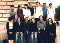 Participants of the Asia-Pacific Programme 2004