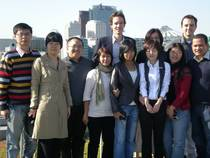 Participants of the Asia-Pacific Programme 2008