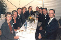 Internationale Journalisten Programme, Lateinameriaka-Programm, 20-Jahrfeier der IJP - September 2001