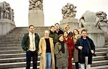 The Participants of the German-Northern European Programme 2001