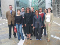 The Participants of the German-Northern European Programme 2003