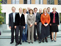 The Participants of the German-Northern European Programme 2004