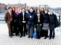 The Participants of the German-Northern European Programme 2005