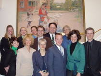 The Participants of the German-Northern European Programme 2006