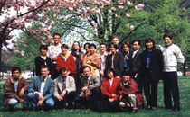 Participants of the Asia-Pacific Programme 1995